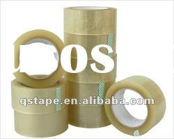 BOPP self adhesive tape can be printed with various character and patterns