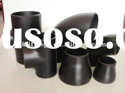 BW SEAMLESS Carbon Steel/Stainless Steel ELBOWS,TEES,REDUCERS,CAPS Pipe Fittings,ASME,ANSI,DIN JIS