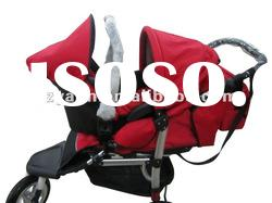 Baby Stroller/Baby buggy big wheel with carseat carry cot