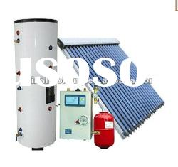 Balcony and Village and high building available pressurized solar water heater