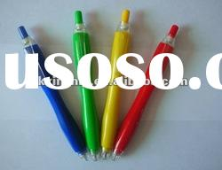 Ballpoint pen, promotional plastic ball pen