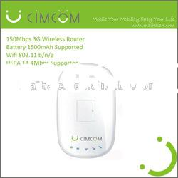 Battery Support-3G Wireless Battery Mifi Router ,Mini Router