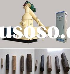 Best selling rice hull briquette making machine -- unique design