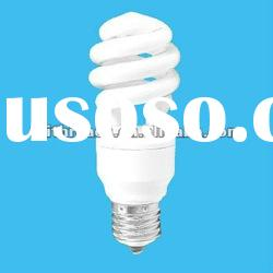 CFL Half spiral energy saving lamp,Fluorescent lamp
