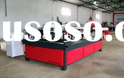 CNC plasma cutting machine ( process carbon,stainness steel,aluminum sheet)