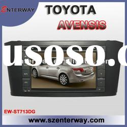 Car gps dvd for Toyota AVENSIS (EW-ST713DG)