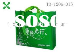 Color tote bags,ecological hand bags shopping bags,fashion shopping bags, made in China-1206015