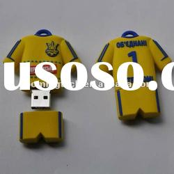 Custom Rubber Polo Shirt USB For Promotion