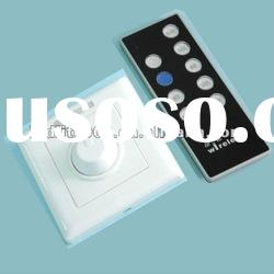 DC12-24V 5A/channel wireless led dimmer with RF remote handle