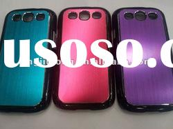 Deluxe PC Hard Metal Case Cover for Samsung Galaxy SIII S3 i9300