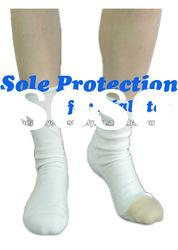 Diabetic Socks with Toe Covered with Gel for Male