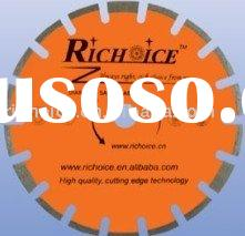 Diamond dry cutting blade, segment saw blade, cold pressed saw blade