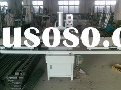 Double lacation sime-automatic heat transfer machine