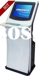 "ETWOTOUCH 19"" Self-serviceTrade Show Kiosk/Restaurant Self-service Payment Kiosk"