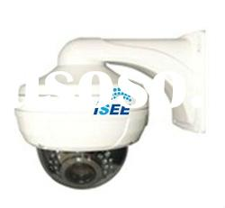 Effio-e Weatherproof & Vandalproof CCTV Dome Camera with 25M IR Distance