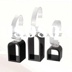 Fasionable acrylic watch display stand