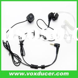 For Motorola walkie talkie T5200 T5800 acoustic air tube earpiece