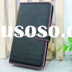 For Samsung Galaxy S2 I9100 Horizontal Flip Leather Case with High Quality