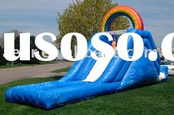 Funny inflatable water slide for sale