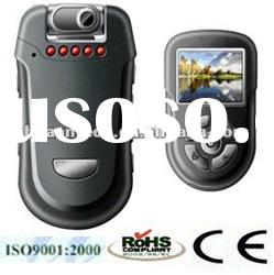 "GPS 2.0"" remote control HD battery operated China IR wireless cctv camera"