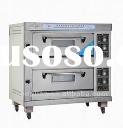 Gas Deck Oven(Two layers four pans)
