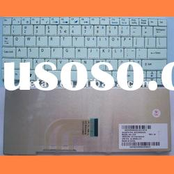 Genuine laptop Keyboard for Acer Aspire One A150 white