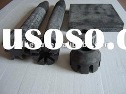Graphite Rotor and Shaft for Casting Aluminum Wheel Hub