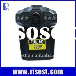 HD High Speed Night Vision Car DVR With Motion Activated Video Recorder