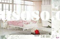 HOTSALES MODEL white bedroom furniture sets for adults WM908