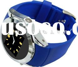 Hand watch mobile phone Quad-band 1.5 inch Touch Screen 1.3 Mega Pixels Camera