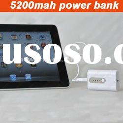 Hard quality mini usb power bank 5000mah,mobile phone travel charger