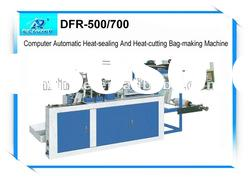 Heat-sealing and Heat-cutting Bag-making Machine