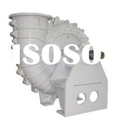 High Head hydraulic slurry pump