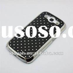 High Quality Stars Leather Case For Galaxy S3 I9300
