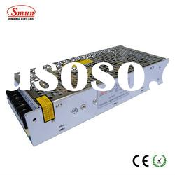 High efficiency 120W AC to DC Single Output switching power supply(S-120-12)