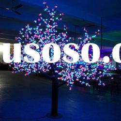 High quality New Design Changing Color LED Christmas tree