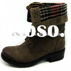 High quality factory price high ankle boots for winter and autumn 2012