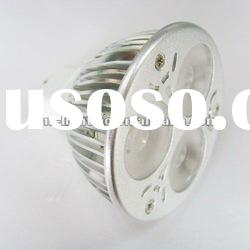 High quality led spot light 3x2W