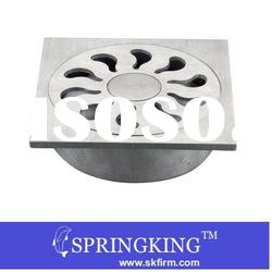 Hign Quality Stainless Steel Floor Drain Trap