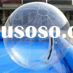 Hot Selling giant TPU Inflatable Water Walking Ball