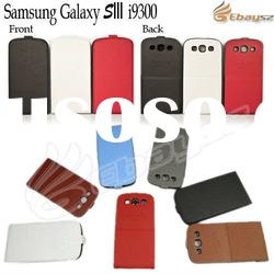 Hot sale&Fashionable!PU Leather Flip Case Cover Stand Case for Samsung Galaxy S3 i9300 LF-1367