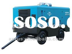 Hot sale! High pressure portable diesel compressor for Oil and gas drilling equipment