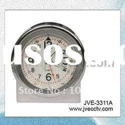JVE-3311A mini hidden clock camera; hd hidden dvr, HD hidden video camera