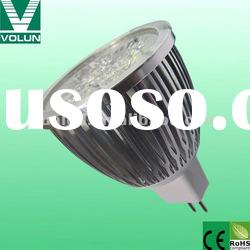 LED Spotlight 4W ,MR16 spotlight 4W Hot-sale LED dimmable spotlight GU10/B22/E27/E14 base spotlight