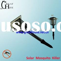 LED lamp and energy saving solar mosquito trap