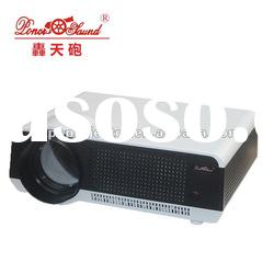 LED projector for elementary school presentation