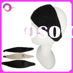 Lady fashion winter head hoop hairband RQ-1024