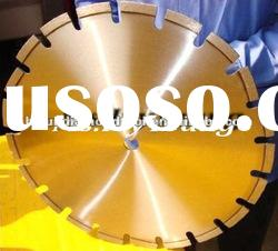 Laser Welded Silent Granite Diamond Circular Saw Blade