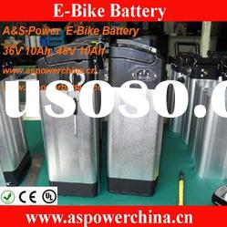 Lifepo4 36V 10Ah Electric Bicycle Battery Price