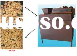 Low broke rate walnut shell remove machine
